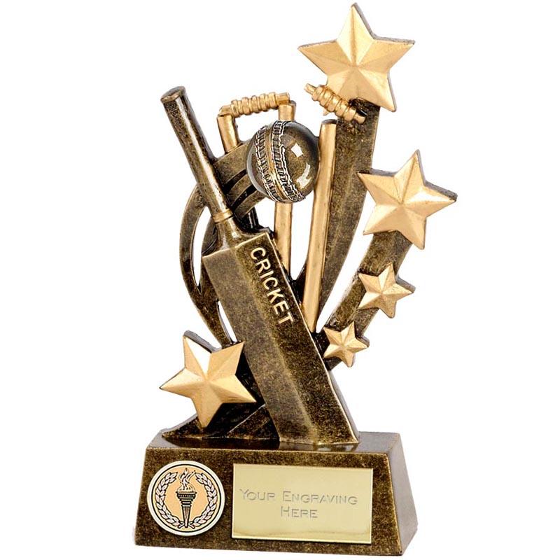 4 Inch Sentinel Cricket Award