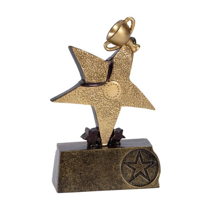 4 Inch General Buddy Award
