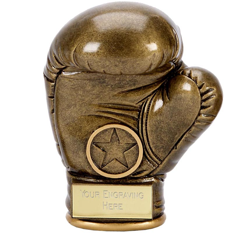 Detailed Glove Boxing Premier Award