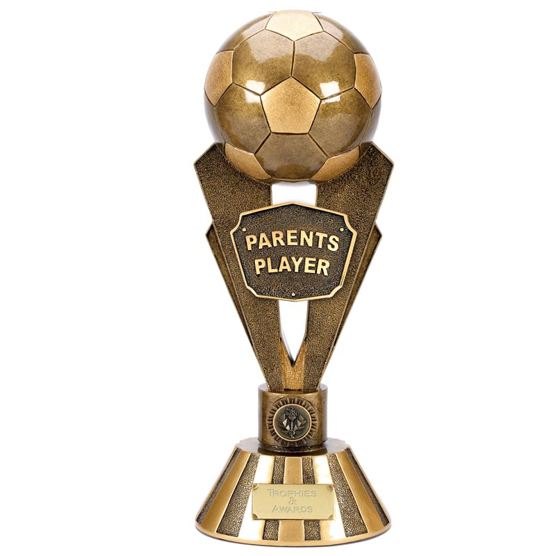 12 Inch Parents Player Football Glory Award