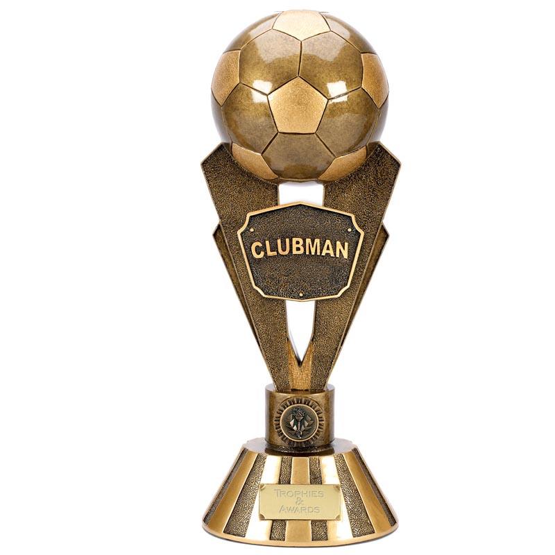 12 Inch Clubman Football Glory Award