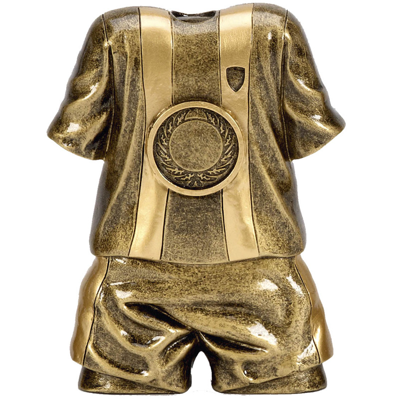 4 Inch Football Strip Football Premier 3D Award