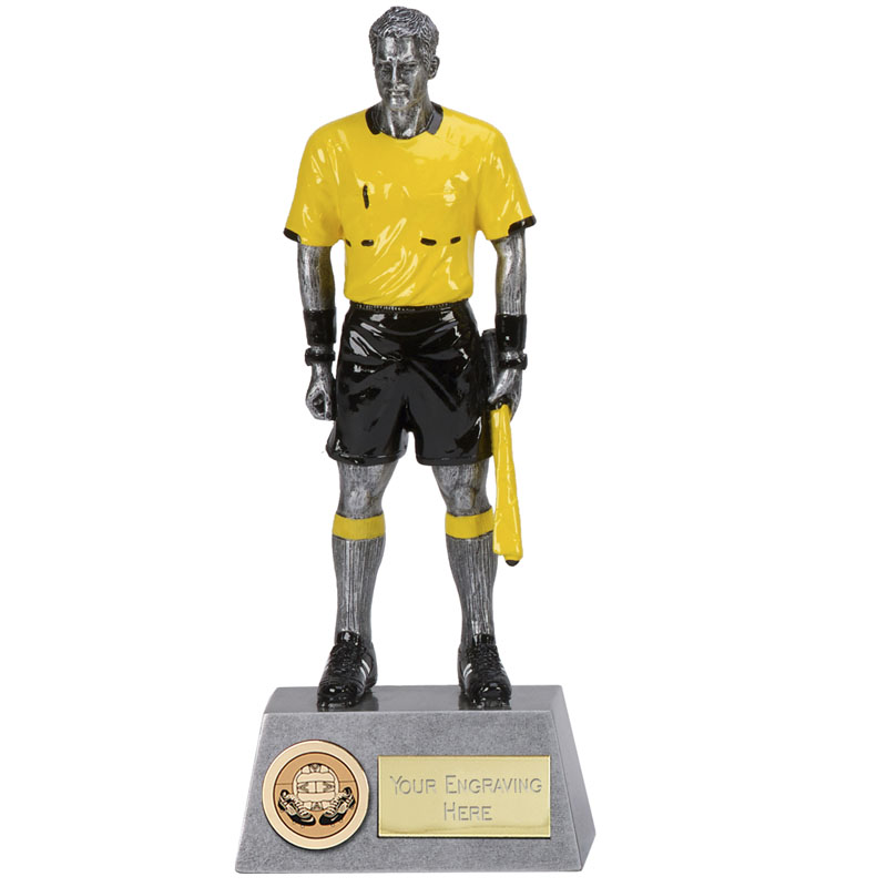 9 Inch Official Football Pinnacle Referee