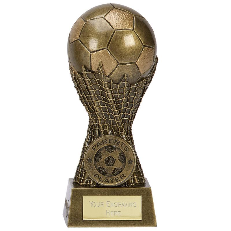 7 Inch Parenst Player Football Headway Award