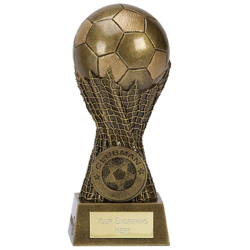 7 Inch Clubman Football Headway Award