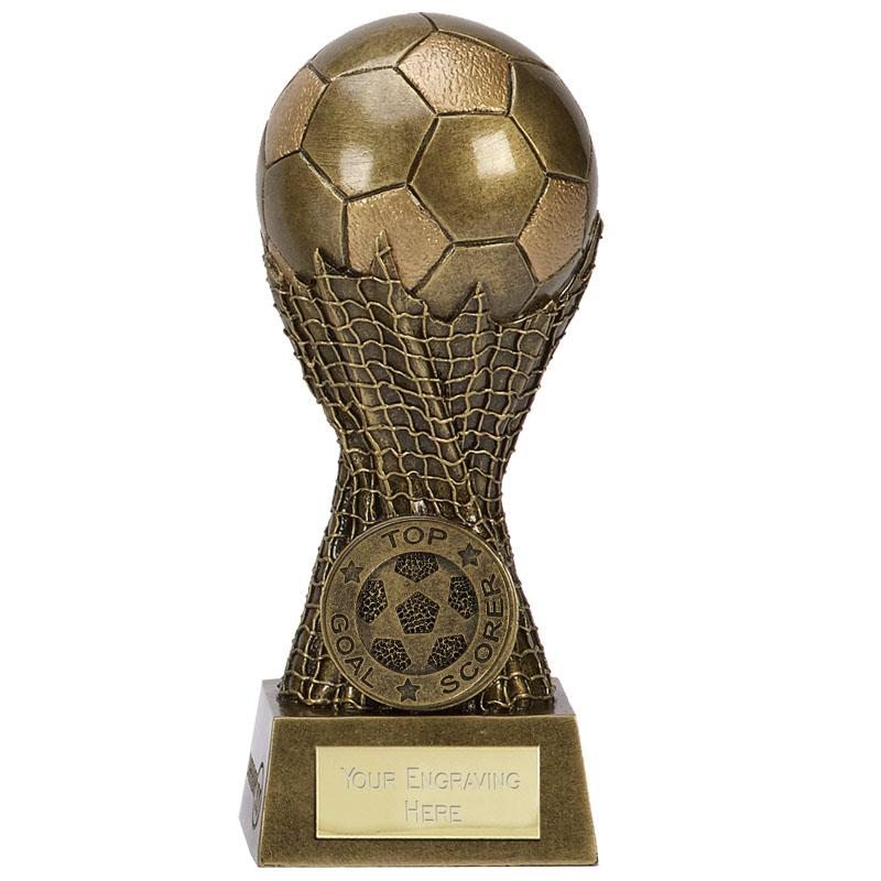 7 Inch Top Goal Scorer Football Headway Award