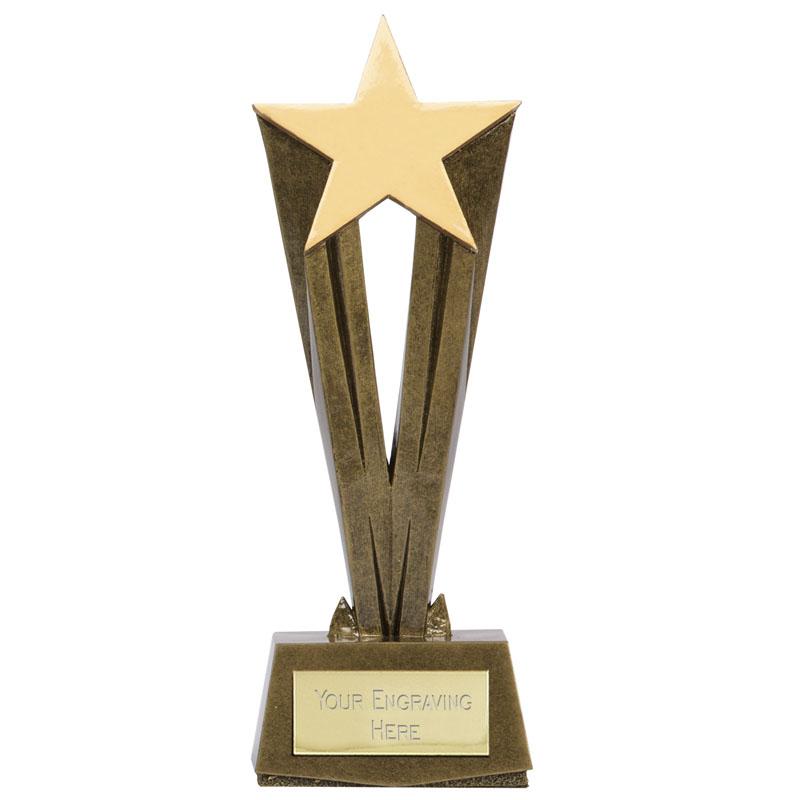 8 Inch Shooting Star Podium Cherish Star Award