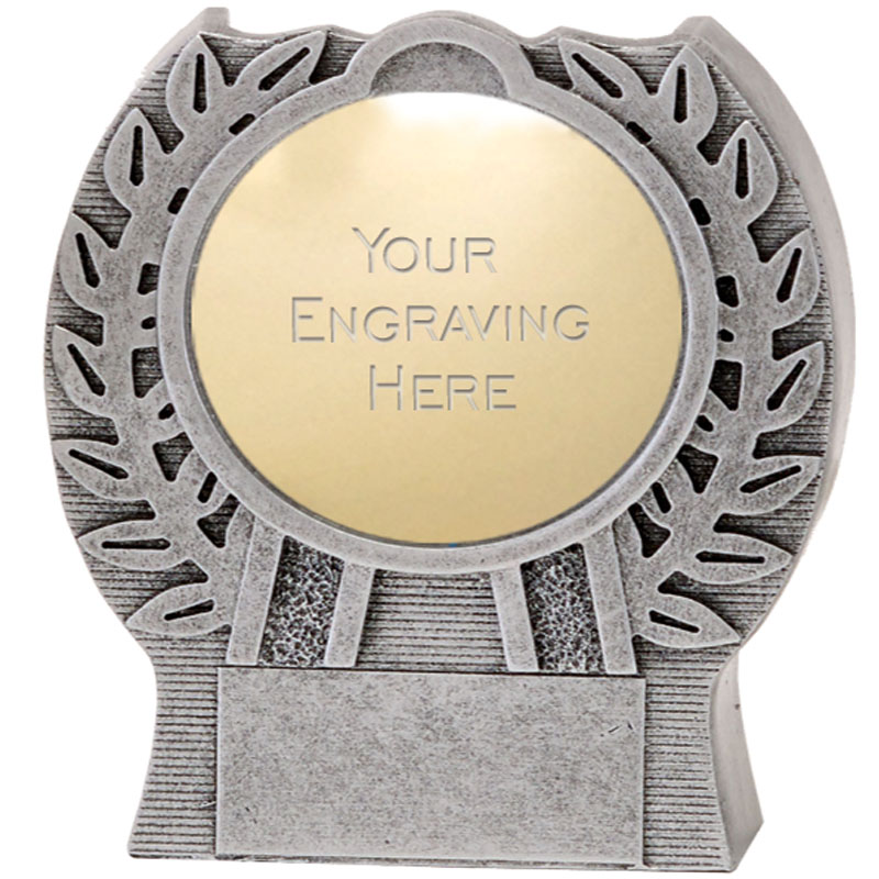 4 Inch Engraved Centre Direction Award