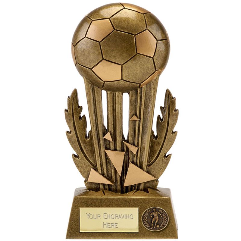 6 Inch Soccer Ball Football Ice Explosion Award