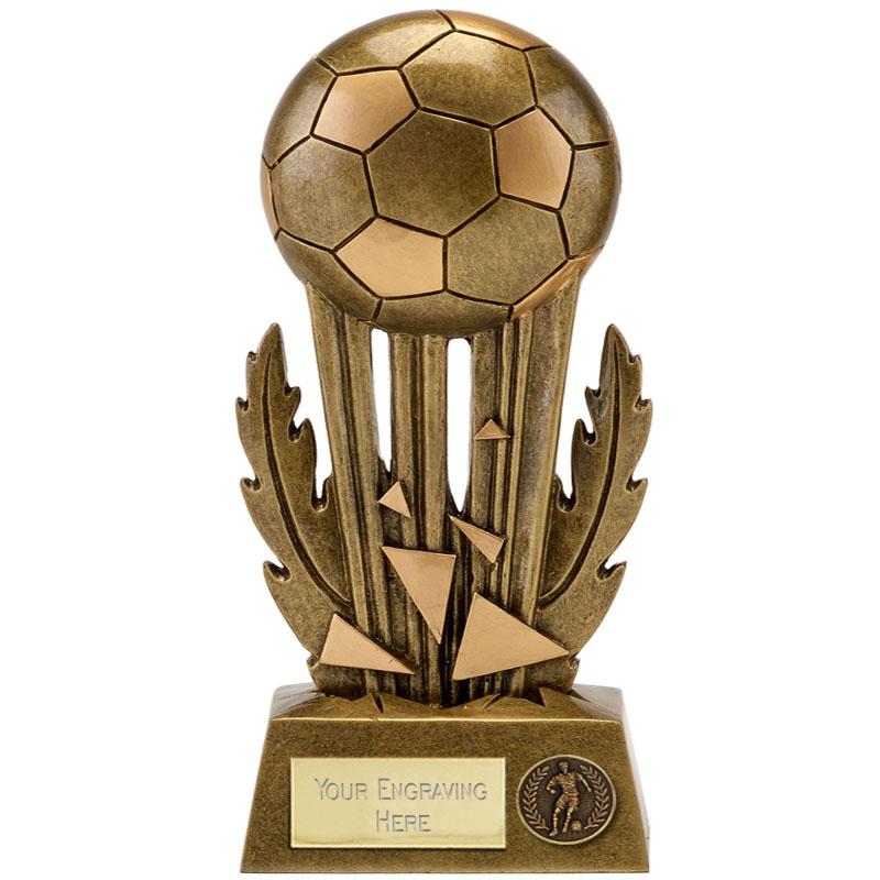 Soccer Ball Football Ice Explosion Award