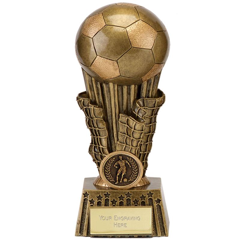 8 Inch Detailed Ball Football Focus Award