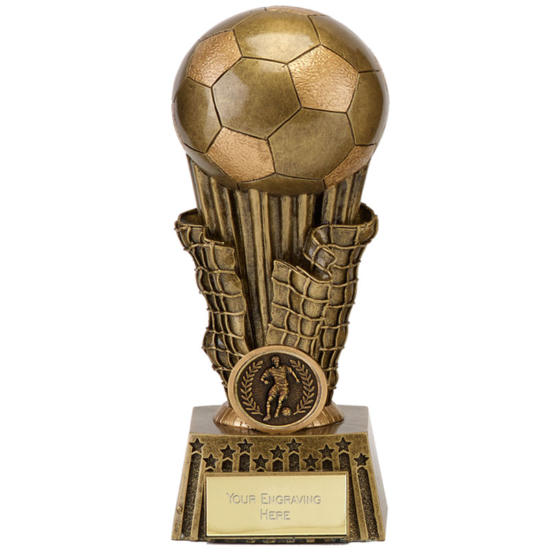 14 Inch Detailed Ball Football Focus Award