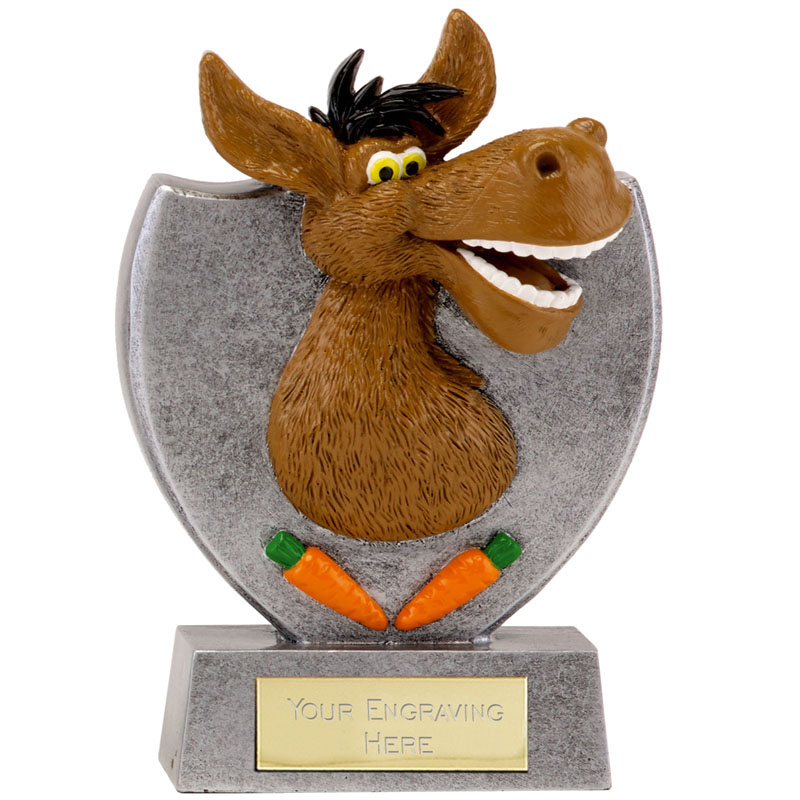 6 Inch Donkey Joke Award