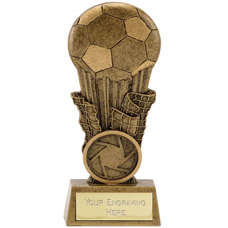 4 Inch Soccer Ball Torch Football Focus Award