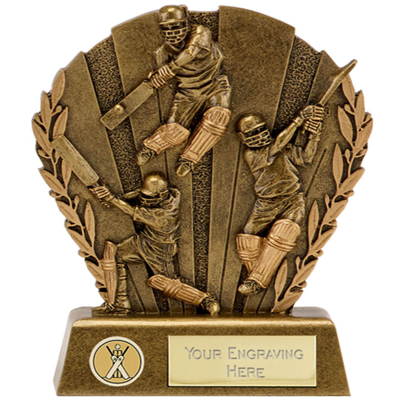 4 Inch Team Diorama Cricket Direction Diorama Award