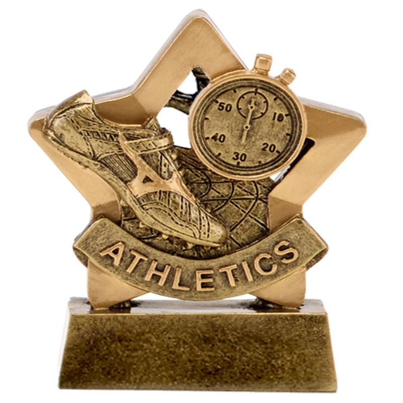 Stop Watch & Trainer Running Mini Star Award