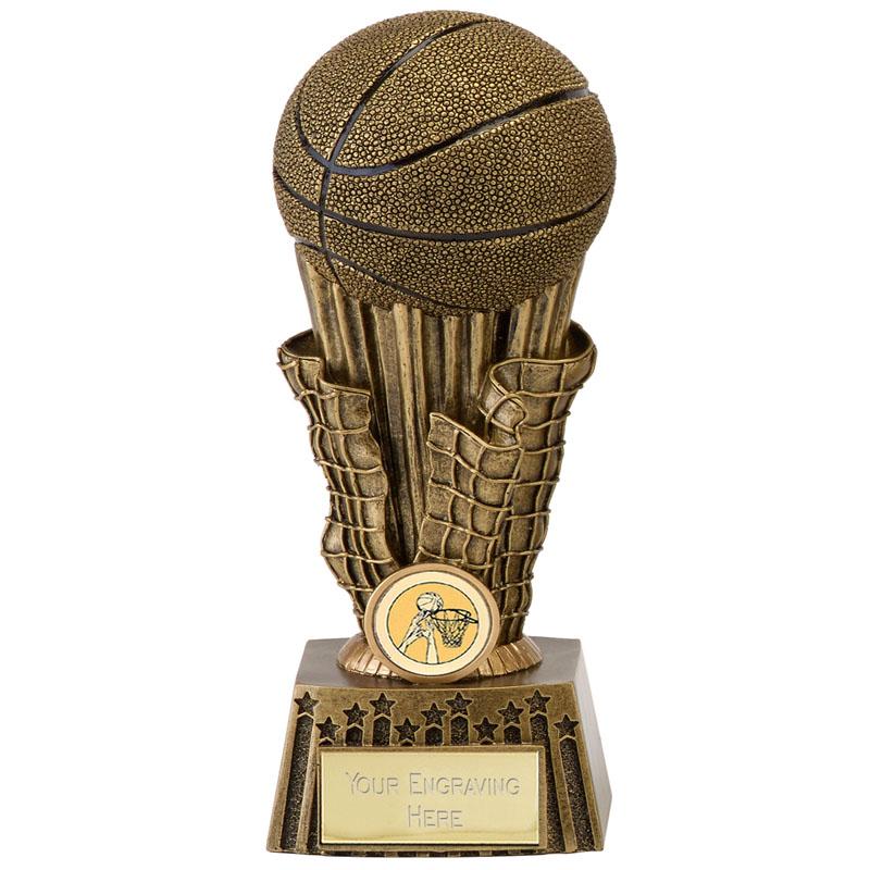 6 Inch Torch Basketball Focus Award