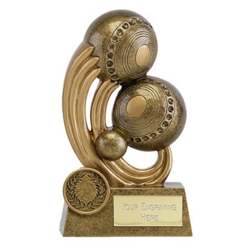6 Inch Balls & Jack Bowls Epic Award