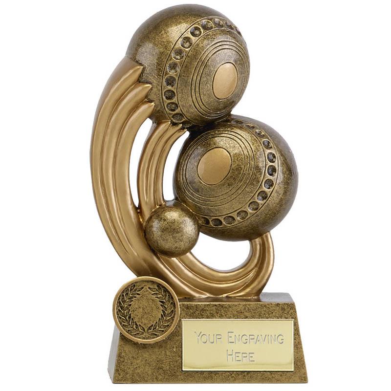 7 Inch Balls & Jack Bowls Epic Award