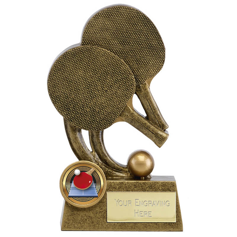 Paddles & Ball Table Tennis Epic Award