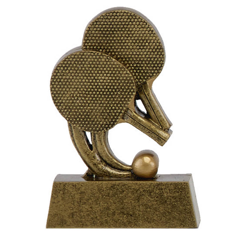 Paddles & Ball Table Tennis Mini Award