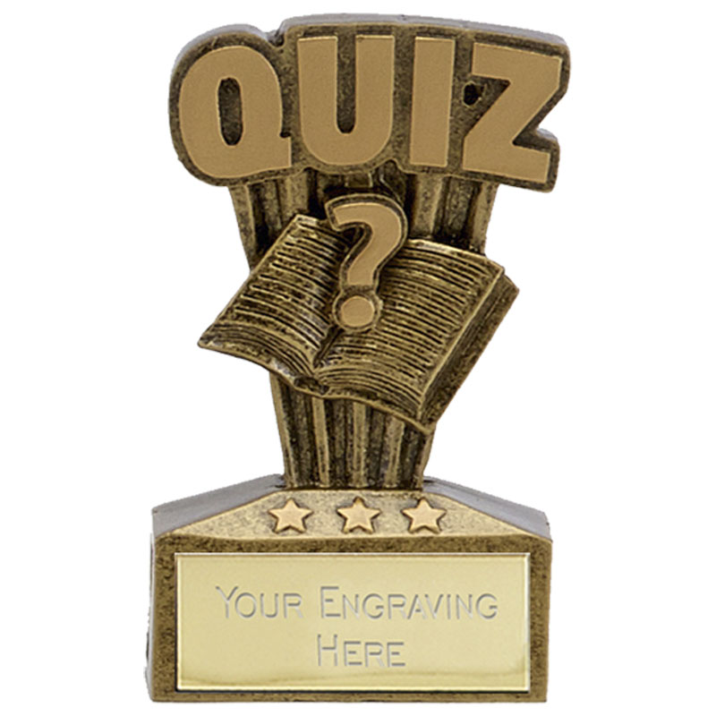 Pen & Book Quiz Micro Award