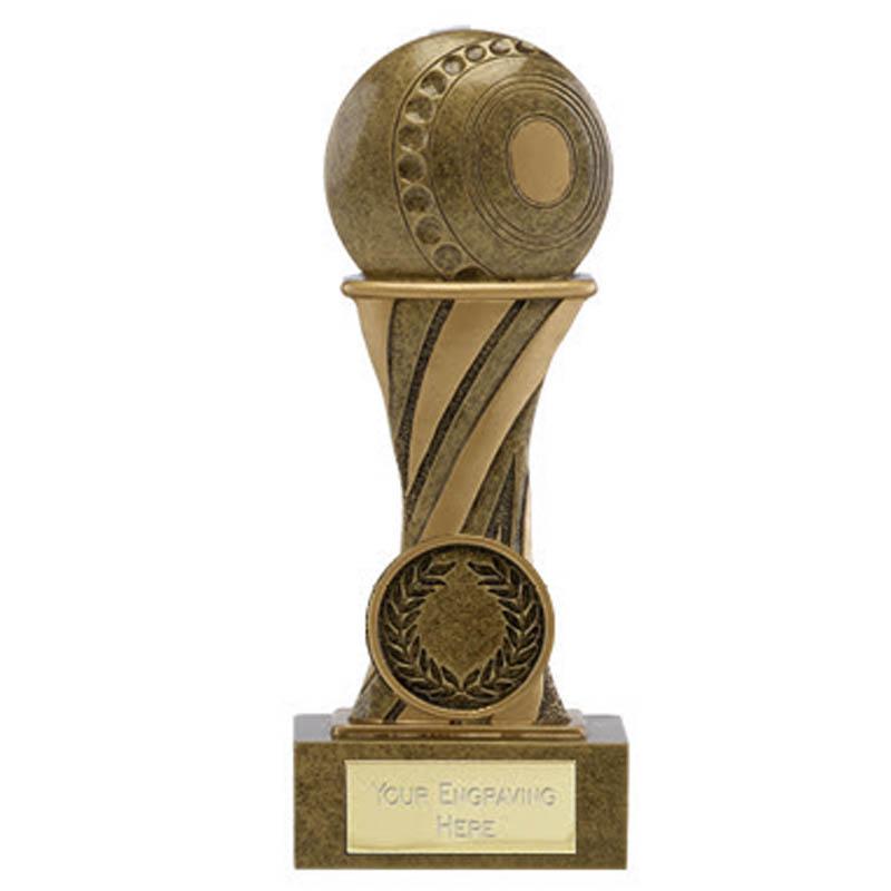 Lawn Ball Podium Bowls Showcase Award