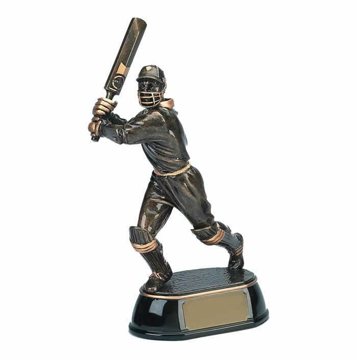 8 Inch Batsman Cricket Award