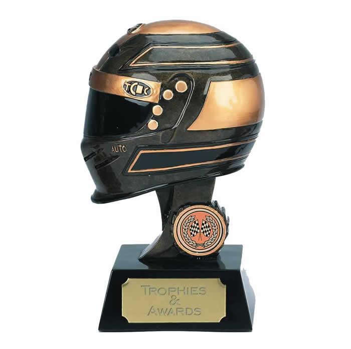 7 Inch Motor Helmet Motor Sport Award