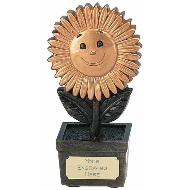 4 Inch Sunflower Children