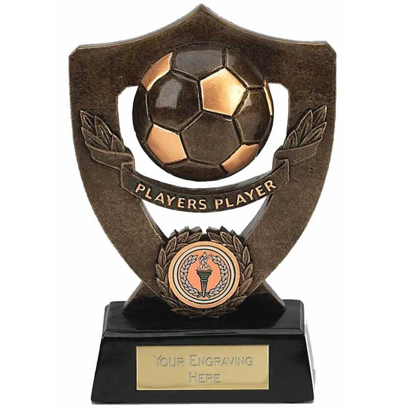 7 Inch Players Player Football Award