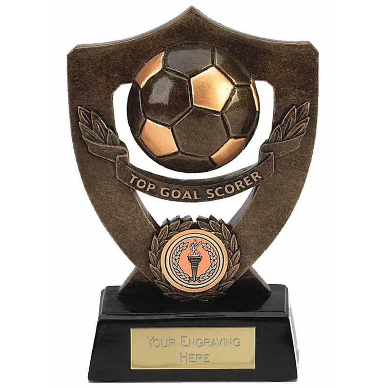 7 Inch Top Goal Scorer Football Award