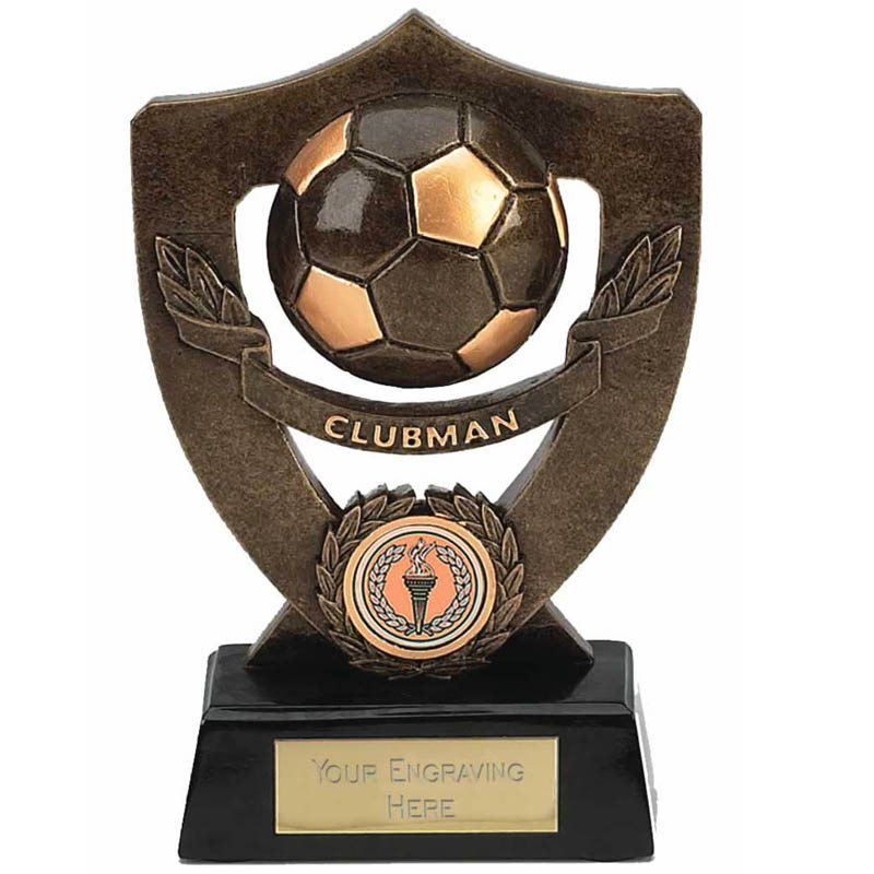 7 Inch Clubman Football Award