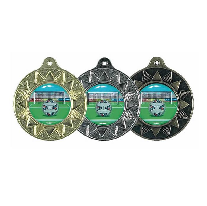 50mm Kansas Silver Medal