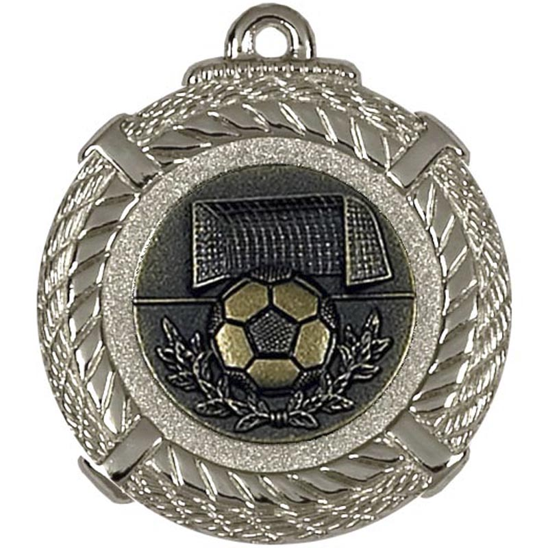 50mm Portland Silver Medal