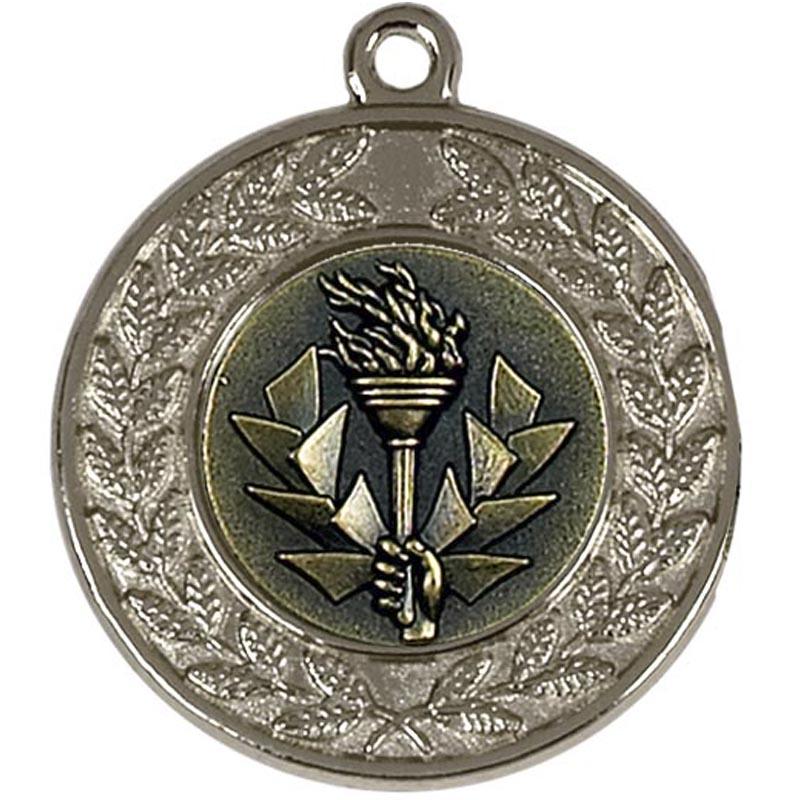 50mm Denver Silver Medal