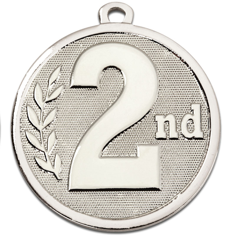 Silver 2nd Place Galaxy Medal