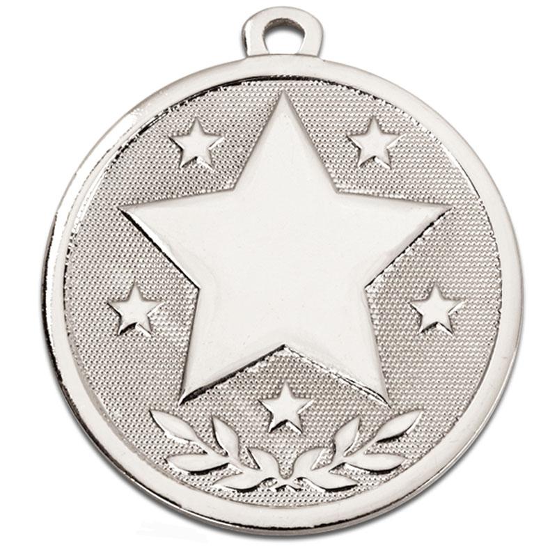 Silver Star Galaxy Medal