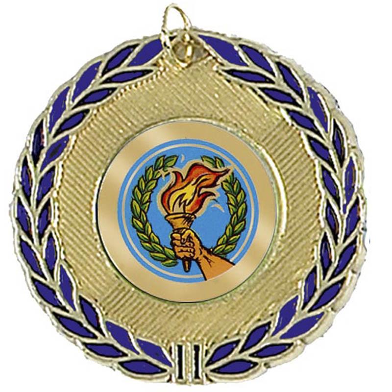 50mm Gold Laurel Medal