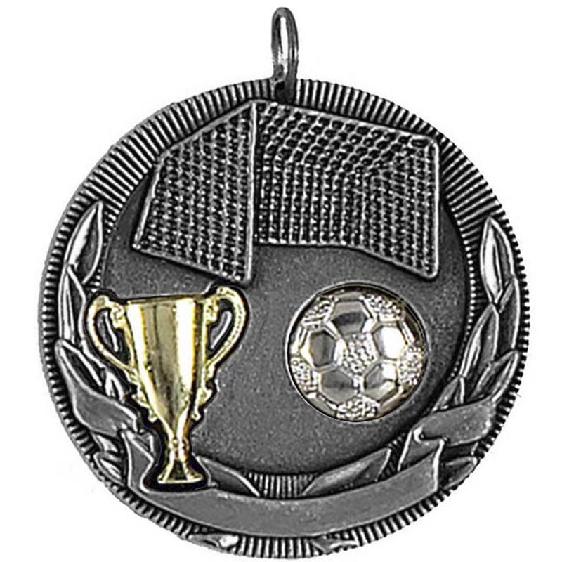 50mm Highlight Football Winners Medal