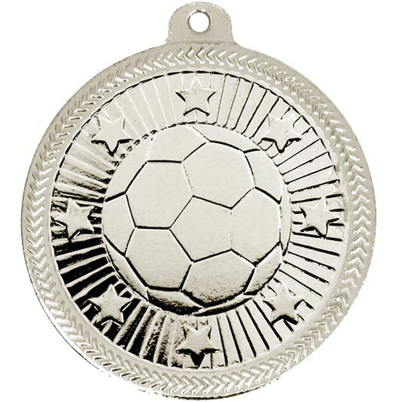 50mm Via Ferrata Football Winners Medal