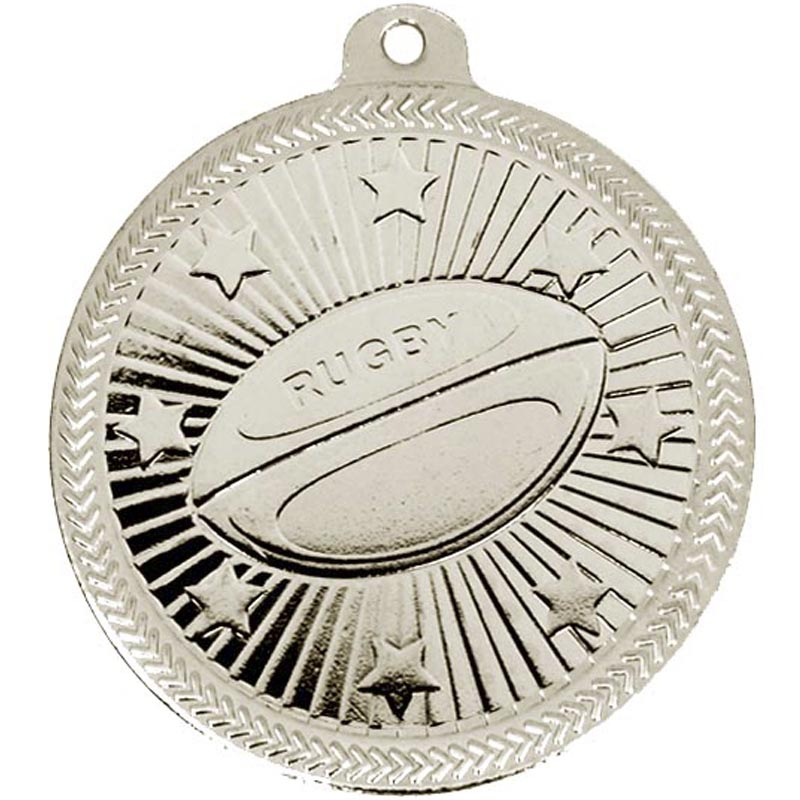 50mm Via Ferrata Rugby Winners Medal