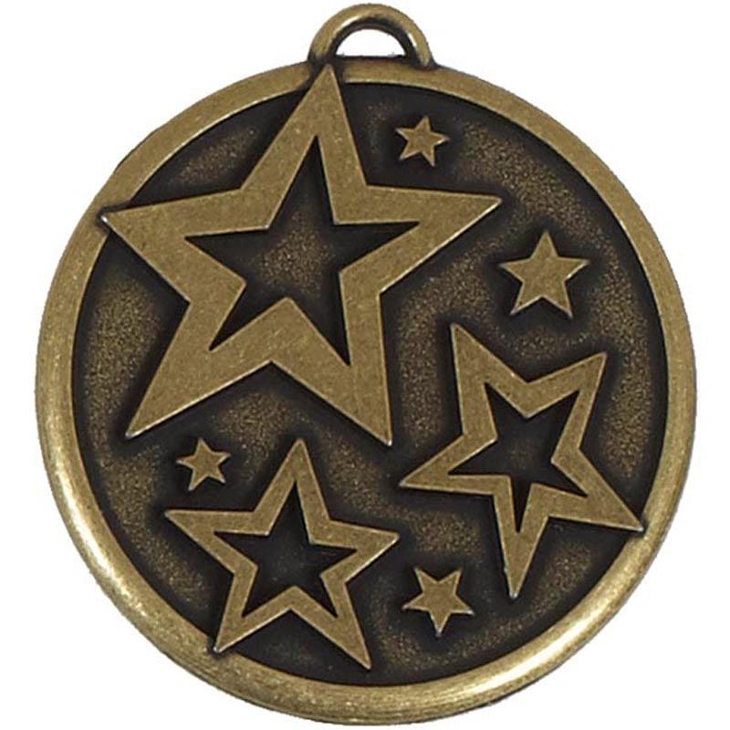 Gold Elation Star Medal