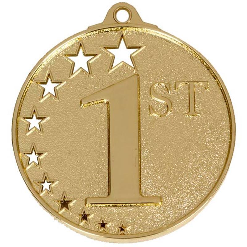 50mm San Francisco St Medal