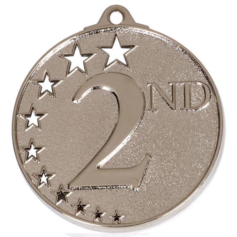 50mm San Francisco Nd Medal