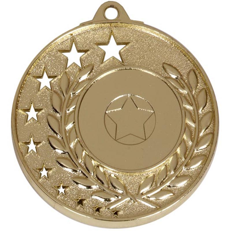 50mm San Francisco Laurel Gold Medal