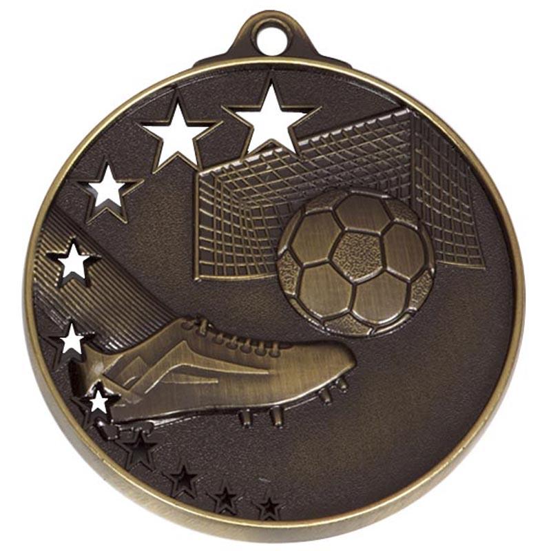 50mm San Francisco Football Bronze Medal