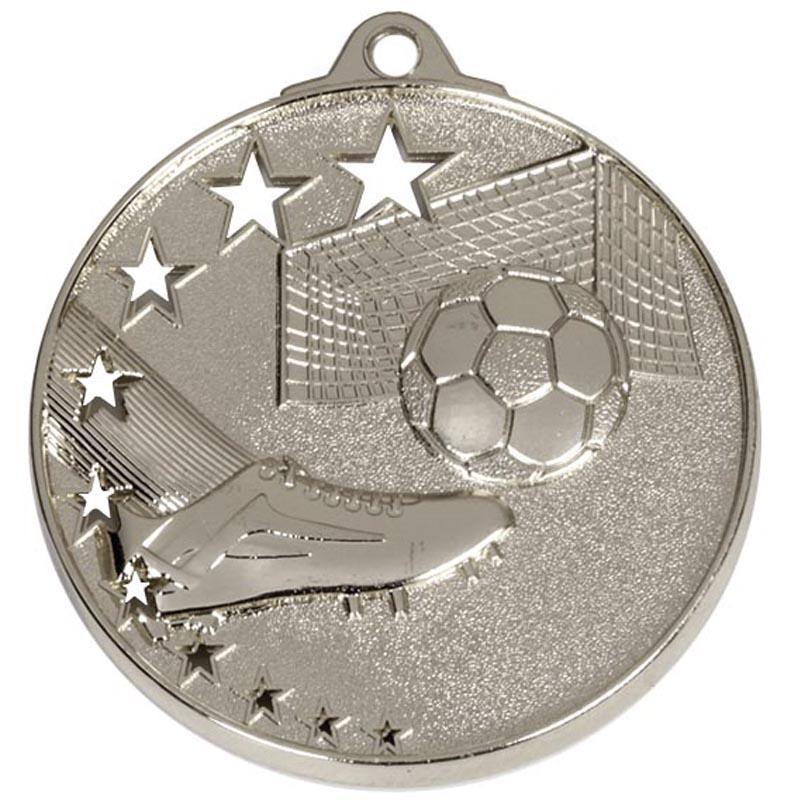 50mm San Francisco Football Winners Medal