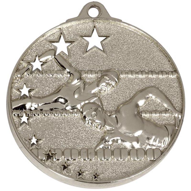 50mm San Francisco Swimming Winners Medal