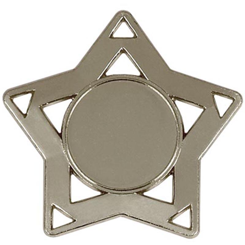 60mm Mini Stars Medal